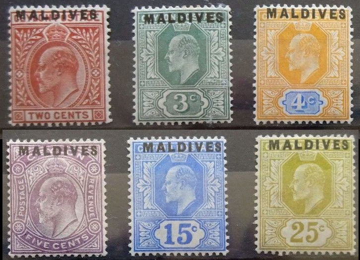 Maldives Is Sc1-6
